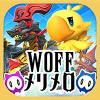 World of final fantasy meli melo icon
