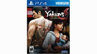 Yakuza 6 na box art