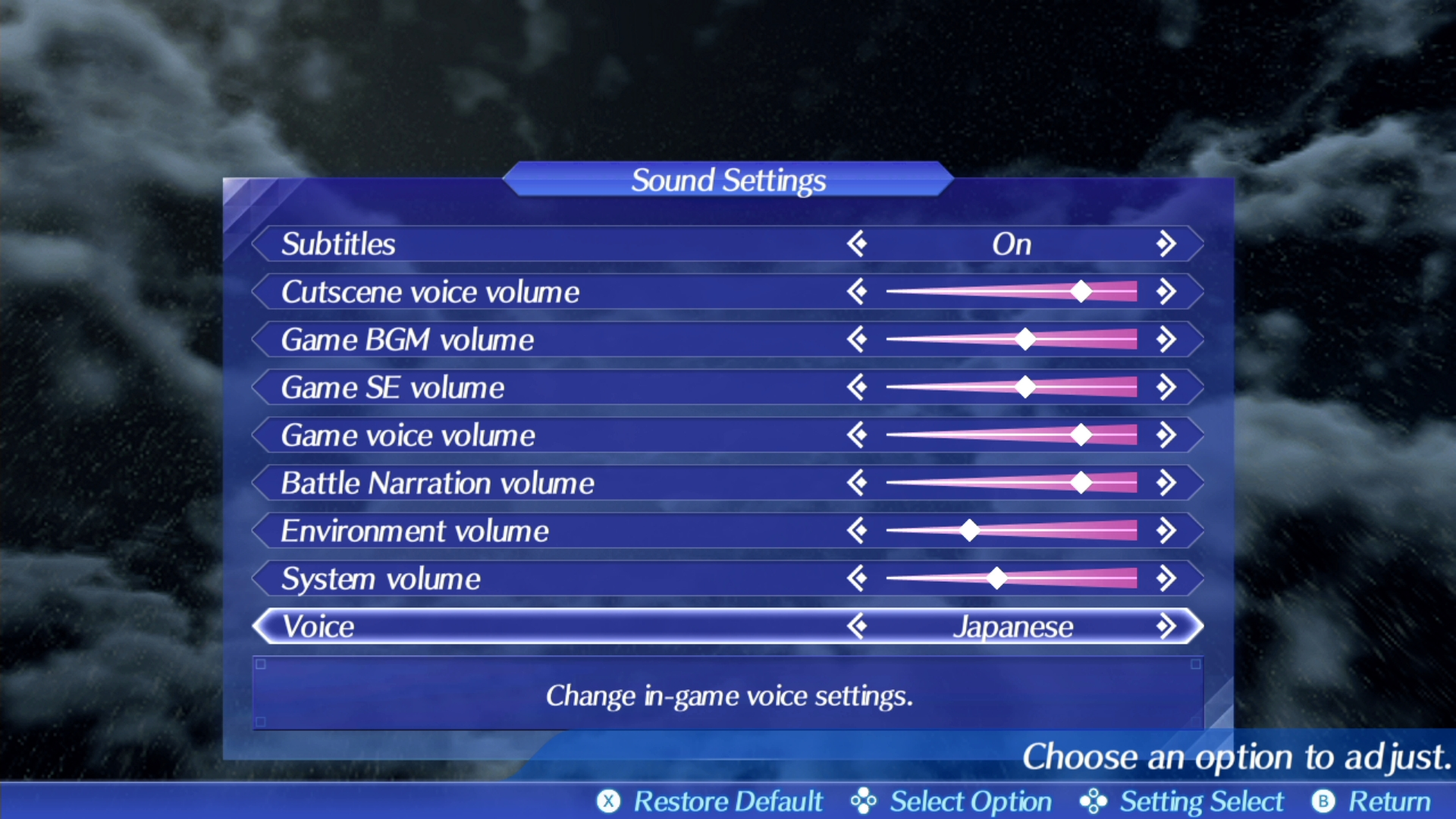 Xenoblade Chronicles 2 Japanese Voices And Dual Audio How To Switch English Us 2s In Game