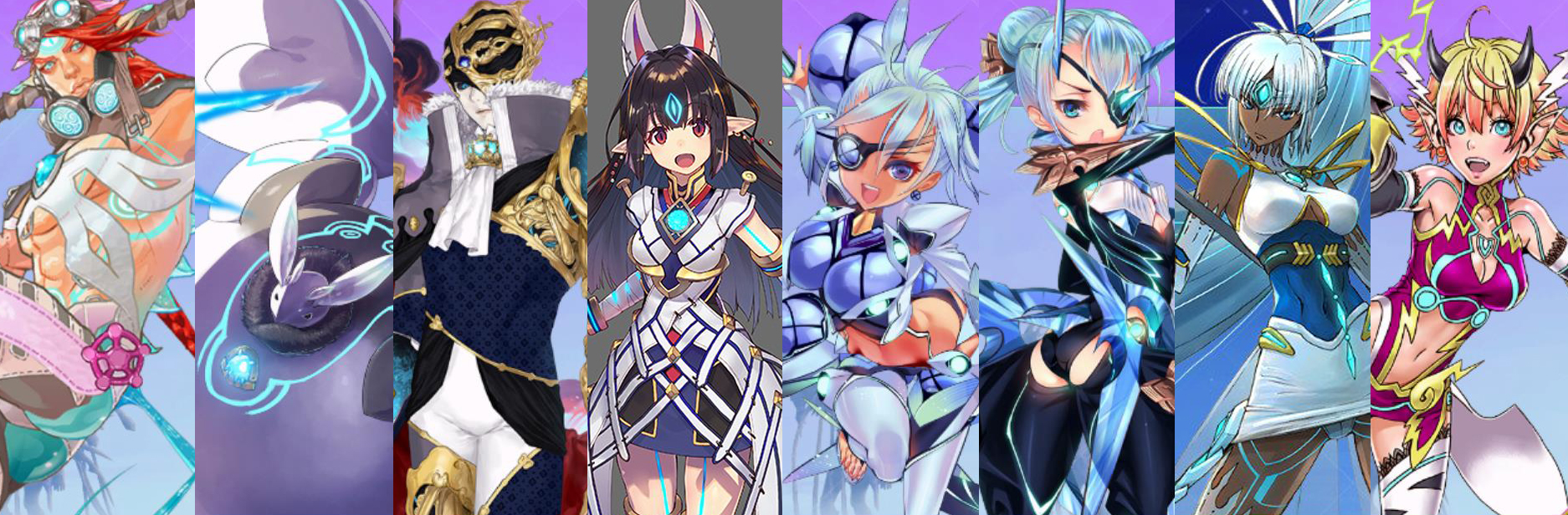 Xenoblade Chronicles 2 Rare Blades Guide Elements Roles Field
