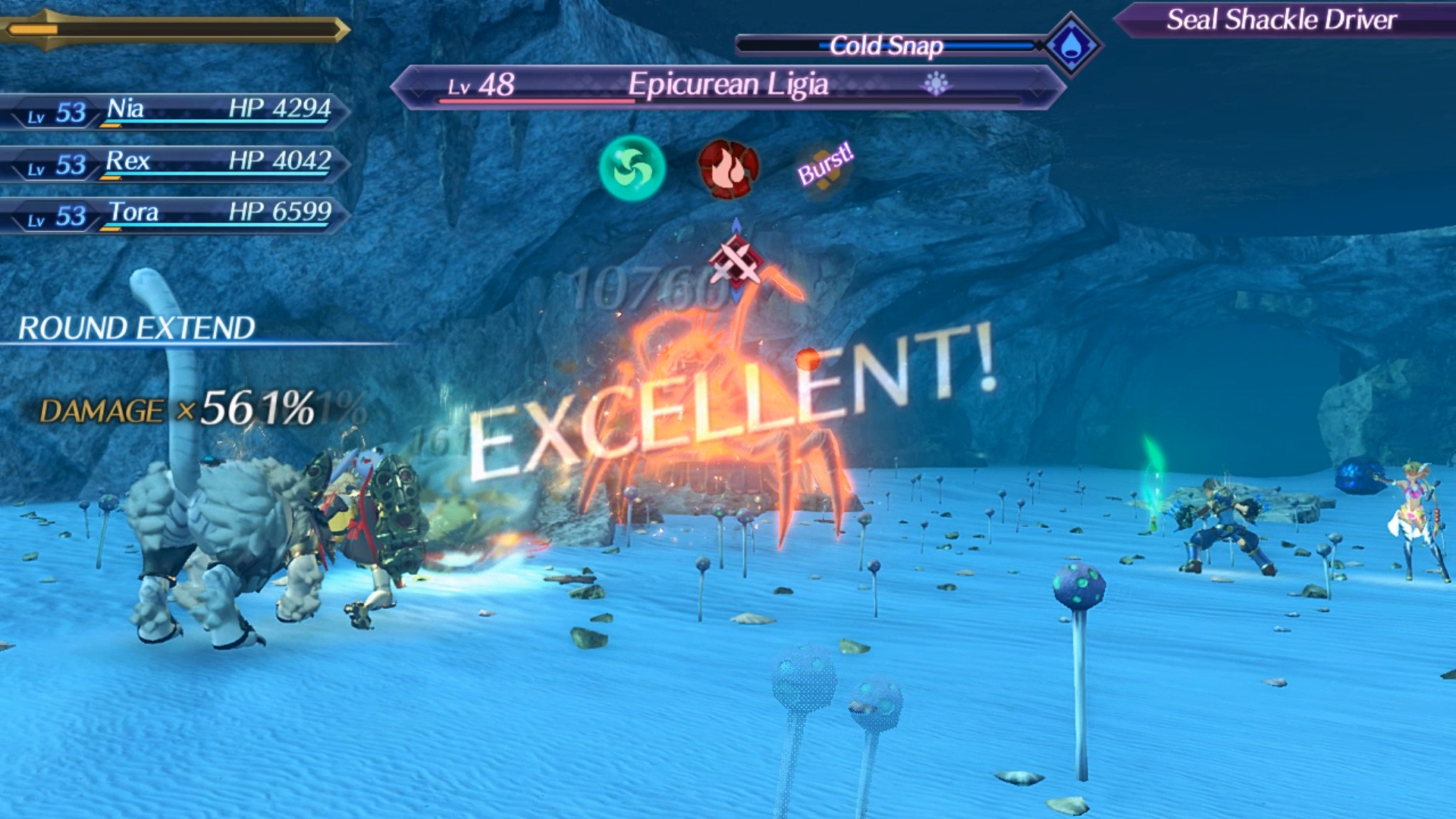 Xenoblade Chronicles 2 Combat Guide: battle system and