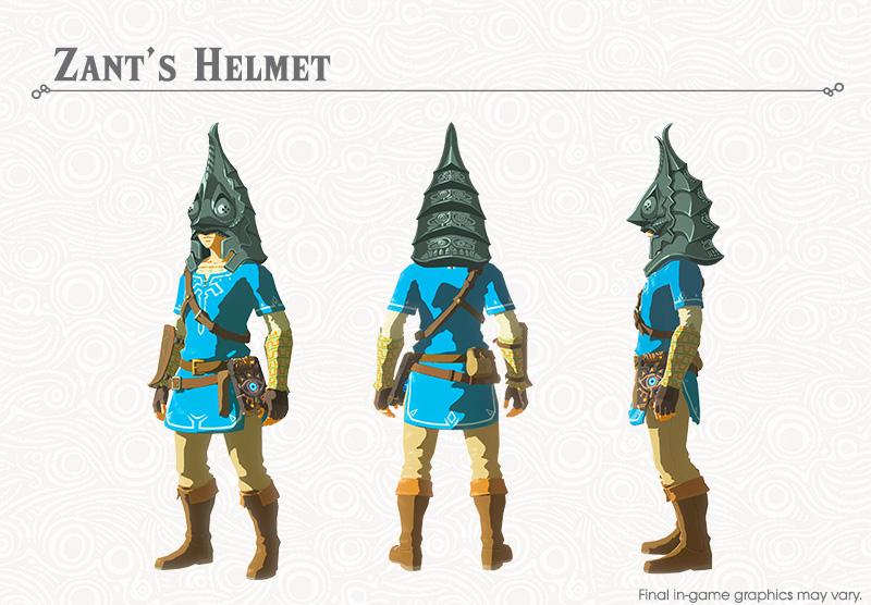 Zelda Breath Of The Wild Phantom Ganon Armor Completing