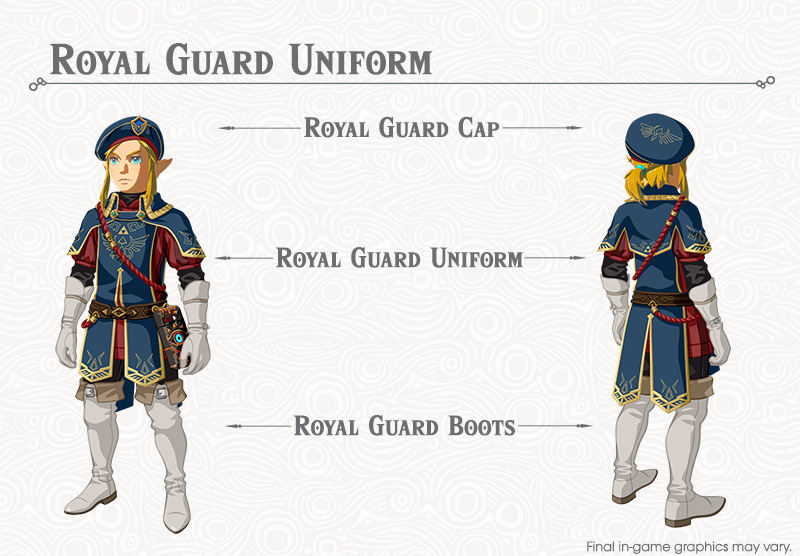 Breath of the Wild: Royal Guard armor help - Cosplay.com