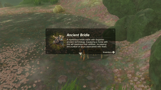Zelda Breath Of The Wild Ex Ancient Horse Rumors Quest How To Get The Ancient Horse Gear Rpg Site