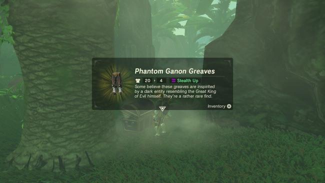 Breath Of The Wild Armor >> Zelda: Breath of the Wild Phantom Ganon Armor - completing the EX Treasure Dark Armor quest ...