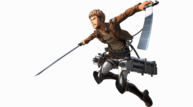 Attack on titan 2 jean