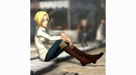 Attack on titan 2 annie casual