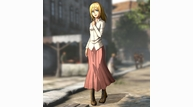 Attack on titan 2 christa casual