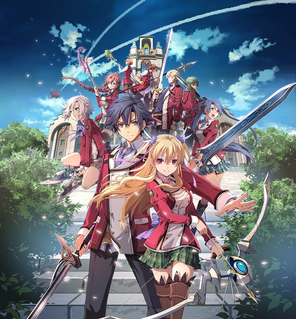 Trails of Cold Steel I -Thors Military Academy 1204