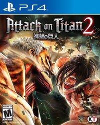 Attack on titan 2 boxna