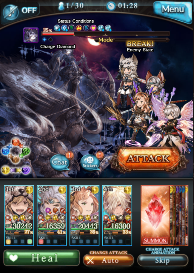 granblue casino guide