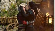 The witcher 3 yennefer and ciri dec222017