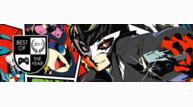 Persona 5 bestof 2017