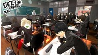 Persona 5 school test class quiz answers 2