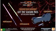 Sword art online fatal bullet seasonpass
