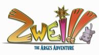 Zwei theargesadventure logo