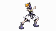The world ends with you neku01