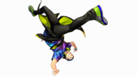 Persona 3 dancing moon night junpei