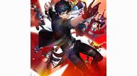 Persona 5 dancing star night website art