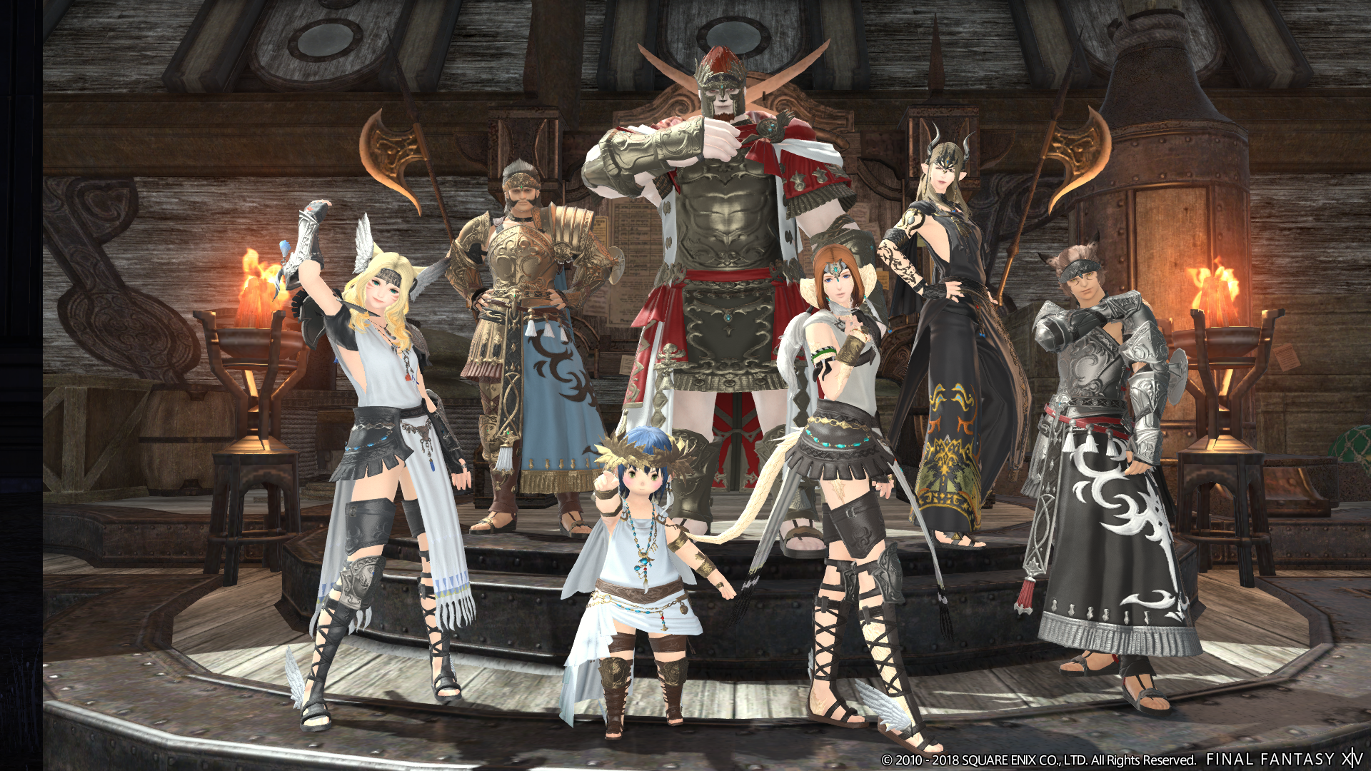 Final Fantasy XIV details Patch 4 2 'Rise of a New Sun