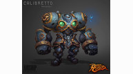Battle chasers art concept %2812%29