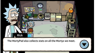 Pocket mortys screenshot 09
