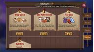 Onmyoji guild shrine menu