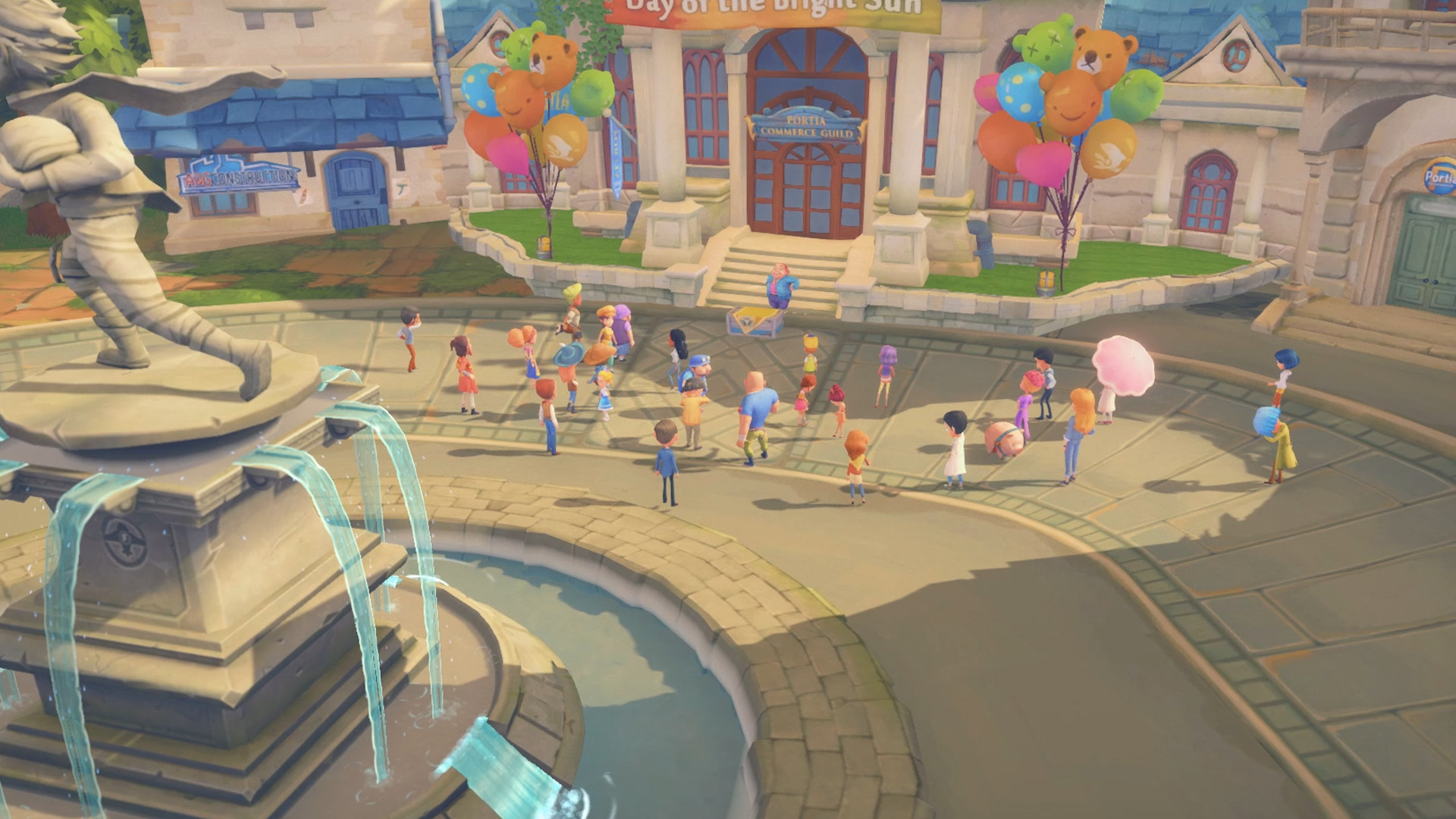 My Time At Portia Is Now Available For Early Access On Steam Rpg Site