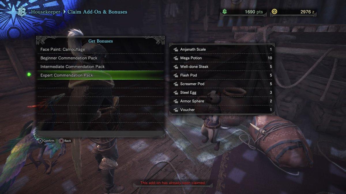 Monster Hunter World Pre-order Bonus - how to pick up your