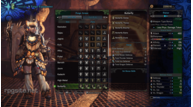 Monster hunter world female armor lr butterfly