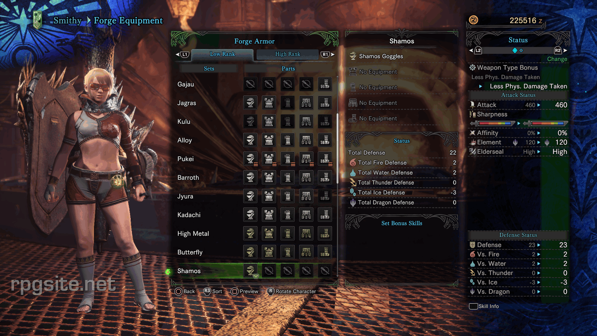 monster hunter world armor guide  strengths  weaknesses