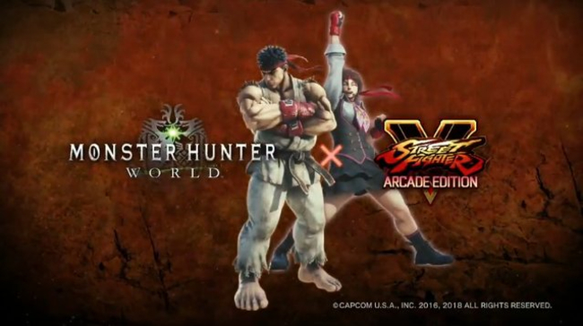 Monster Hunter World Street Fighter Event How To Get Ryu Armor