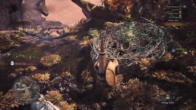 Monster Hunter World Herbivore Egg & Wyvern Egg Quests