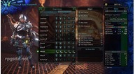 Monster hunter world female armor alloy alpha