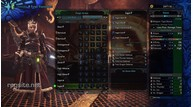 Monster hunter world female armor ingot beta