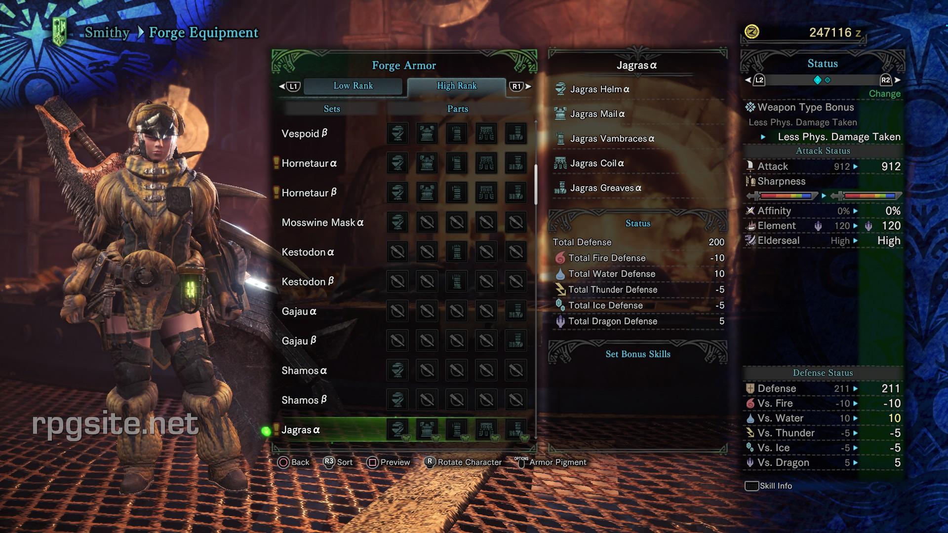 monster hunter high rank guide