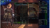 Monster hunter world female armor rathian beta