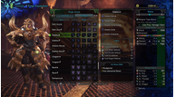 Monster hunter world female armor diablos alpha