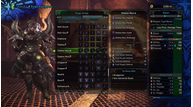 Monster hunter world female armor diablos nero alpha