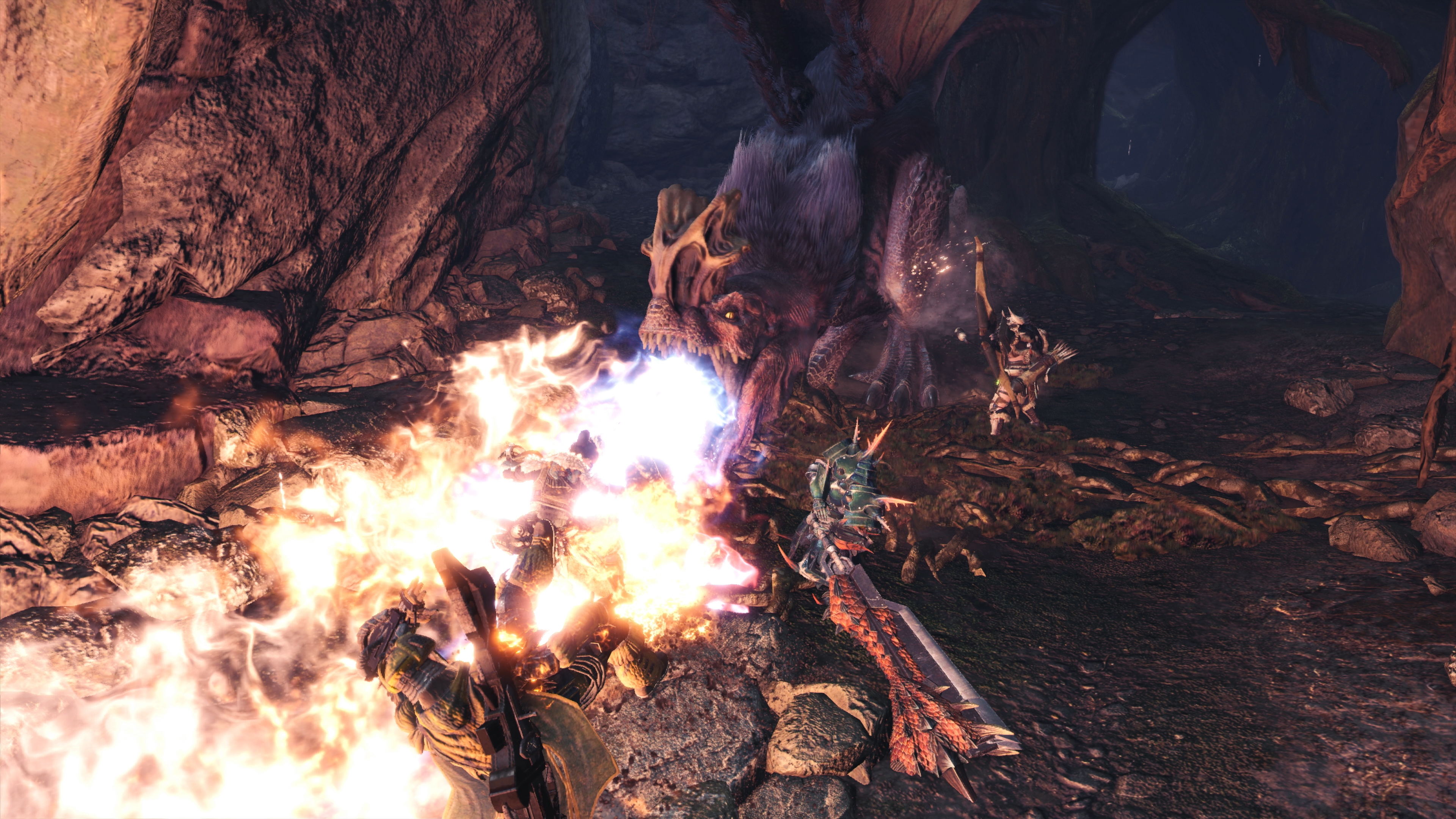Monster Hunter World Elements Guide: Elemental Damage