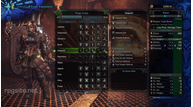 Monster hunter world affinity boost kestodon armor