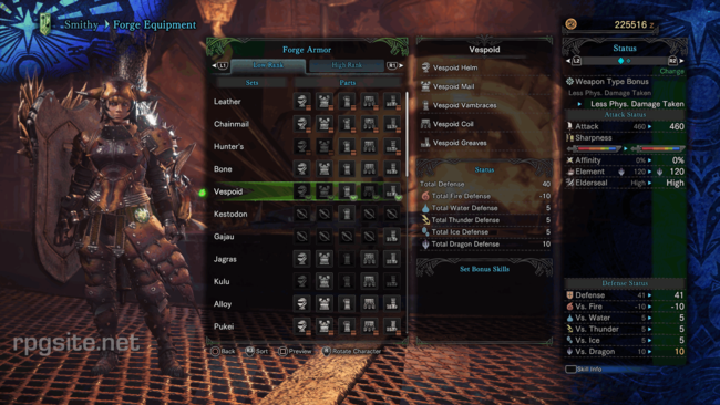 Monster Hunter World Affinity Guide: what is affinity? How