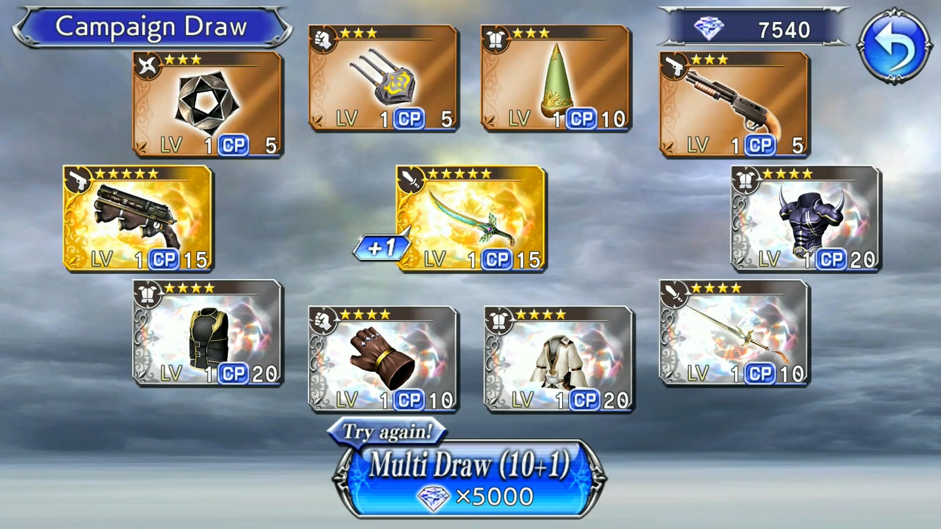 Dissidia Opera Omnia Guide: How to Reroll, Tier List