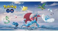 Pokemon go gen3
