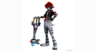 Kingdom hearts iii sora monsters inc