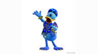Kingdom hearts iii donald monsters inc