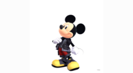 Kingdom hearts iii mickey