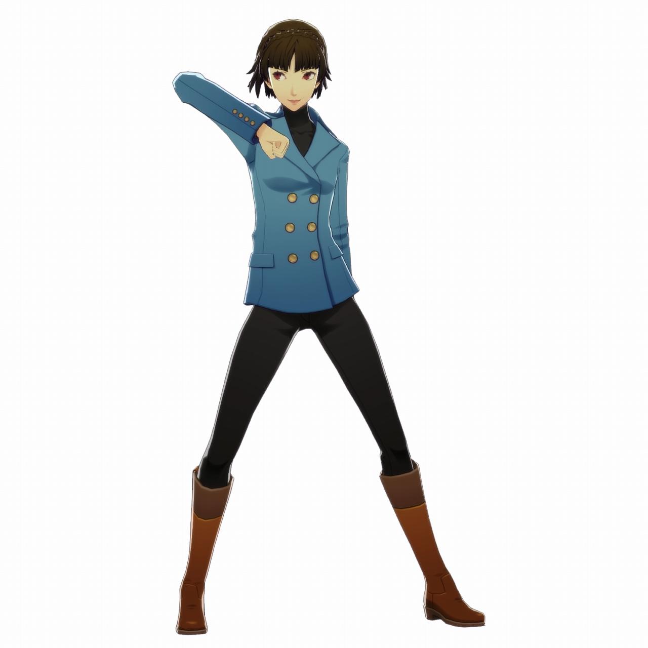 Persona 5 dancing star night last surprise