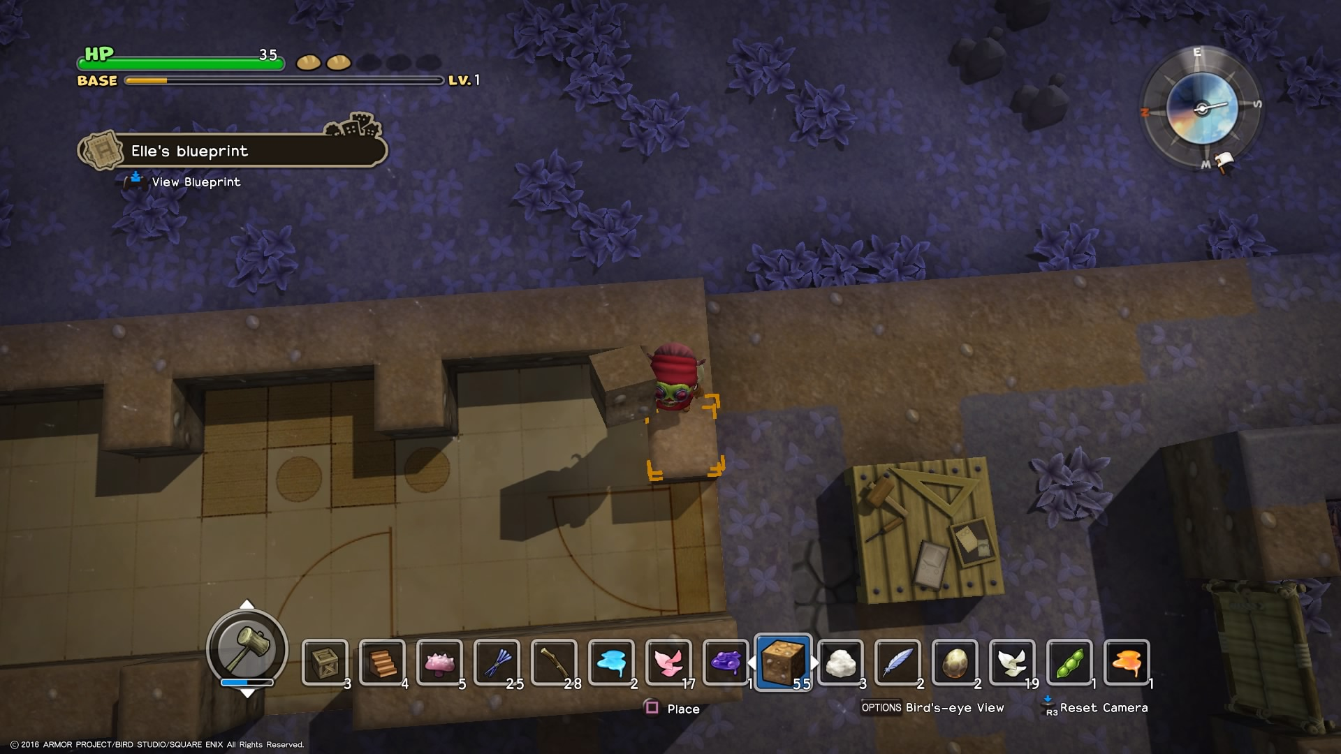 Dragon Quest Builders How To Unlock Doors In Chapter 2 By Creating