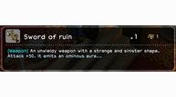 Dqb sword of ruin
